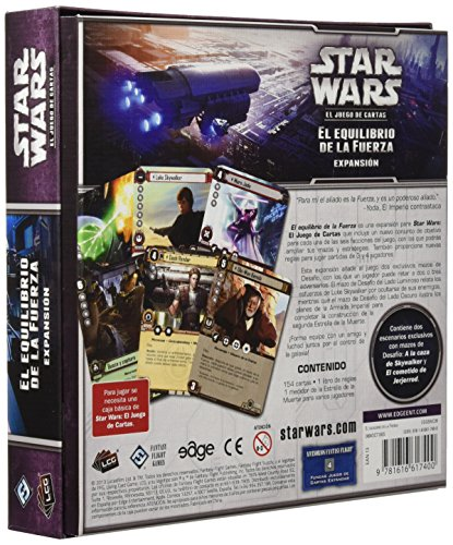 Star Wars LCG: The Balance of the Force
