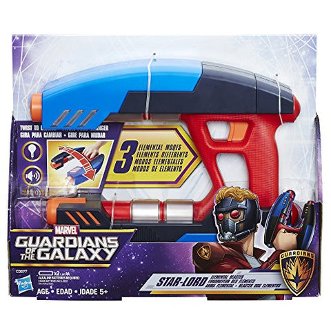 Image of Marvel Guardians of the Galaxy Star-Lord Elemental Blaster