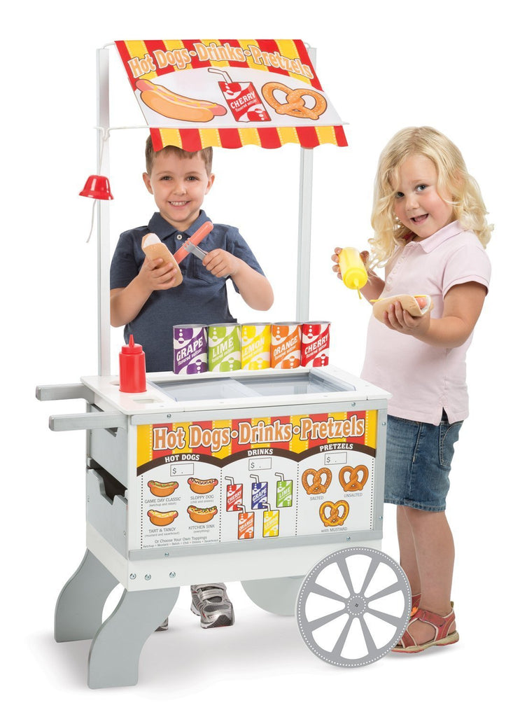 Melissa Doug Ice Cream Cart