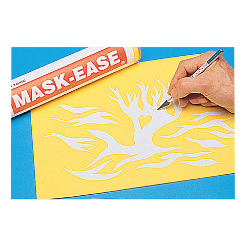 Image of Melissa & Doug Mask-Ease (1 Sheet), 10 x 15