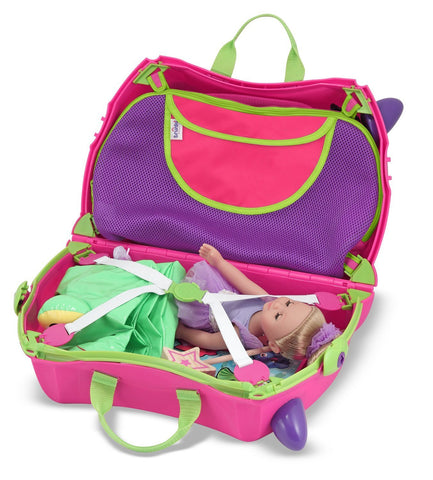 Image of Melissa Doug Trunki Tote - Pink/Purple
