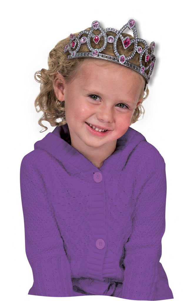 Melissa Doug Dress-Up Tiaras 8525