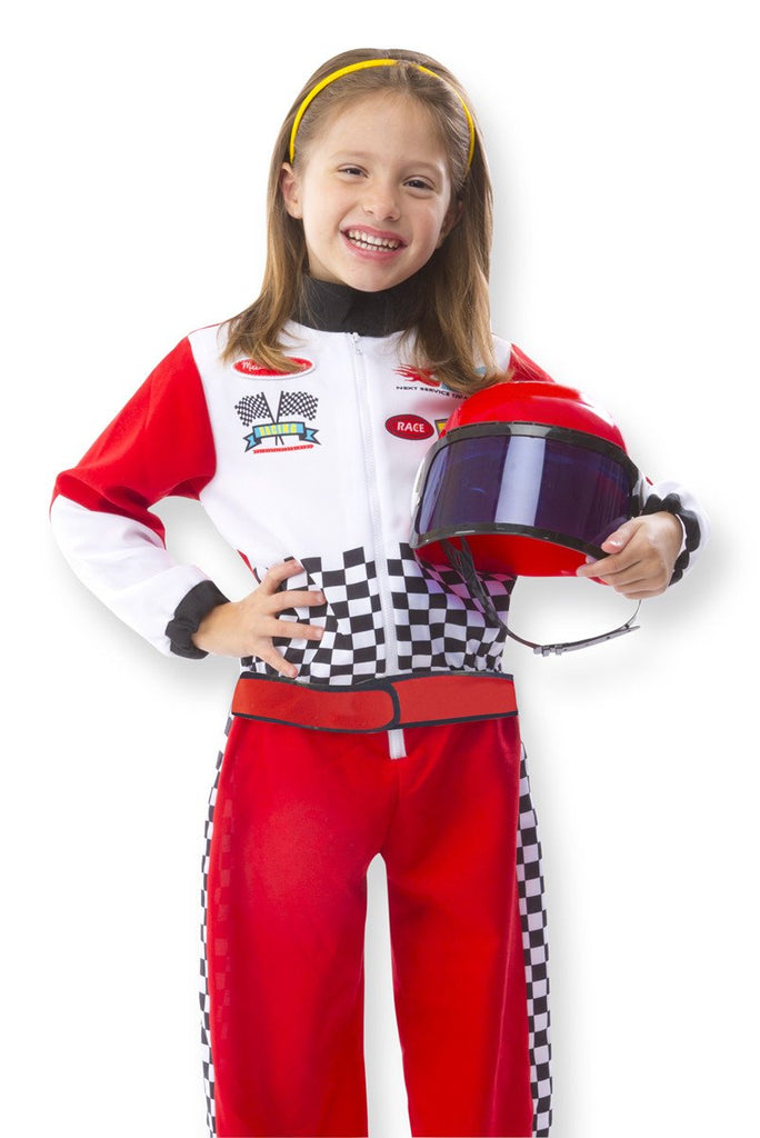 Melissa Doug Race Car Driver 8552