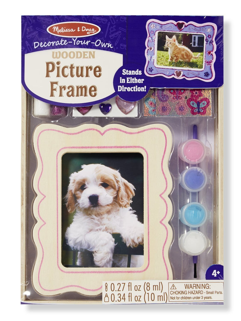 Melissa Doug Picture Frame 8855