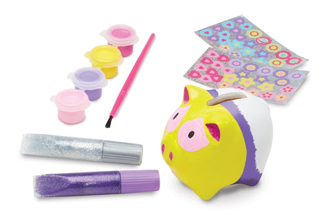 Image of Melissa Doug Piggy Bank 8862