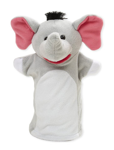 Image of Melissa Doug Zoo Friends Hand Puppets 9081