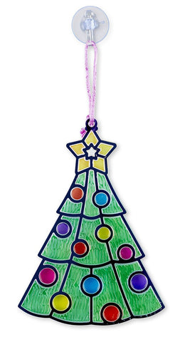 Image of Melissa Doug Stained Glass - Ornaments 9298