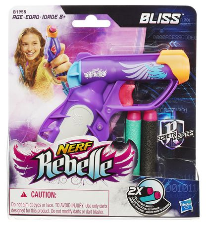 Image of Nerf Rebelle Bliss Blaster