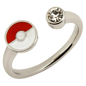Fashion Ring Stainless Steel (Silver)