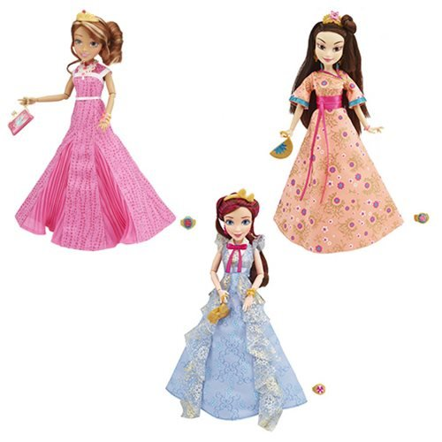 DD: AK: Coronation Outfit (4) Disney Descendants Auradon Dolls Wave 1 Hasbro