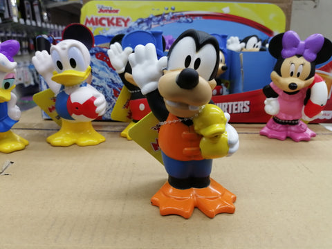 Image of Fisher Price Disney Junior Mickey & Friends Bathtime Fun Bath Squirters
