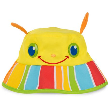 Image of Melissa & Doug Sunny Patch Giddy Buggy Hat With Wide Brim for Sun Protection