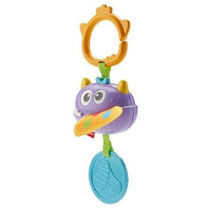 Fisher-Price Hungry Monster Rattle
