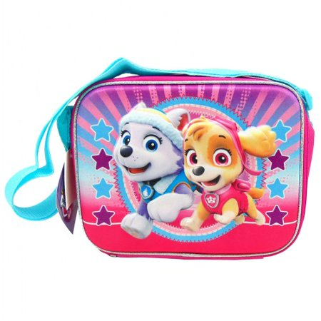 PAW Patrol(TM) Girls Team 3D Lunch Bag