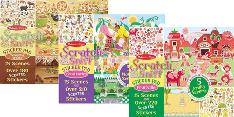 Image of Fruitville & Floral Fairies & Tempting Treats Set