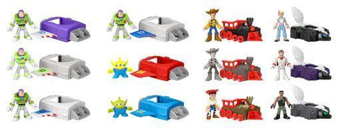 Fisher-Price Imaginext Disney Pixar Toy Story Slammers!