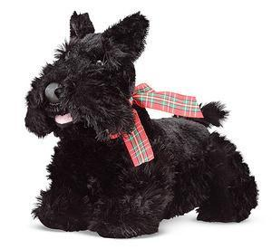 Melissa Doug Plush Maxwell Scottie 4788