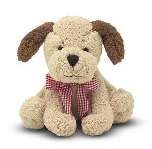Melissa Doug Meadow Medley Golden Puppy