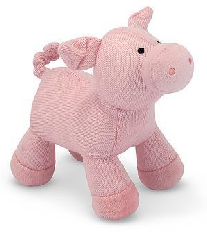 Melissa Doug Sweater Sweetie Pig