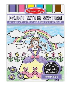 Melissa Doug Paint with Water - Princess
