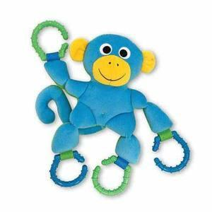 Melissa Doug Linking Monkey