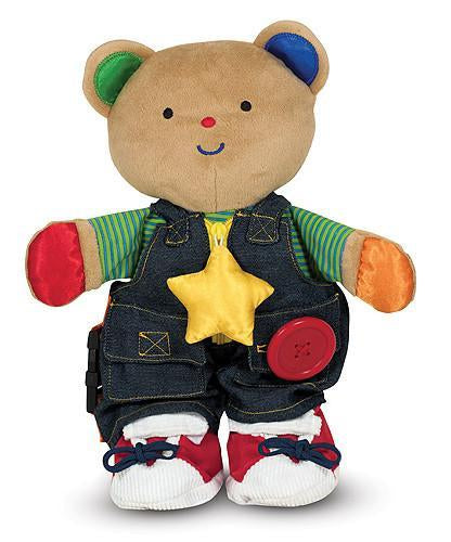 Melissa Doug Teddy Wear 9169