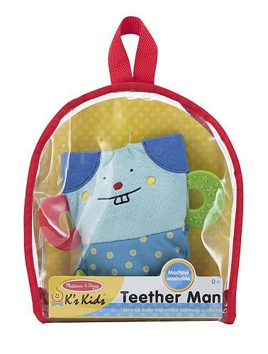 Melissa Doug Teether Man