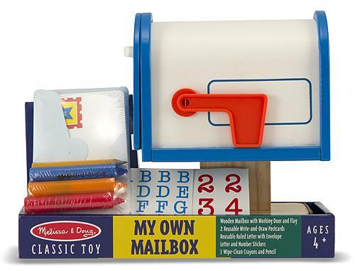 Melissa Doug My Own Mailbox 4089