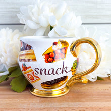 "Load image into Gallery viewer, ""Snack"" Mug"