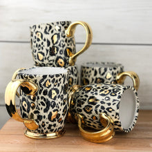 Load image into Gallery viewer, Animal Print Mug
