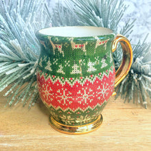 Load image into Gallery viewer, Christmas Sweater Mug