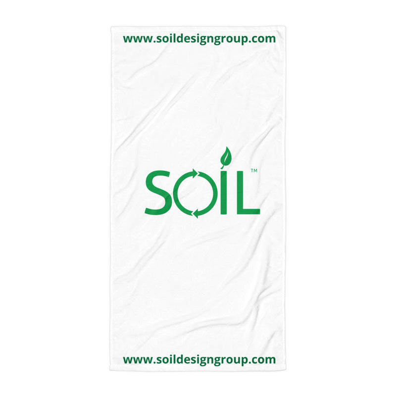 SOIL Beach Towel