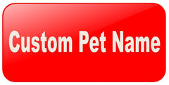 Custom Pet Name