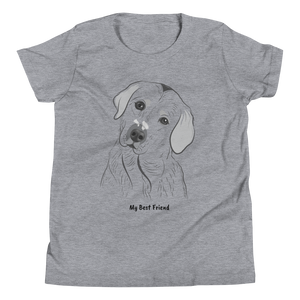 Labrador Retriever- Unisex Youth Short Sleeve Tee