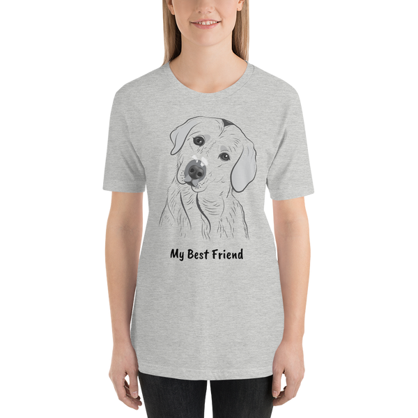 Labrador Retriever- Tee Shirt