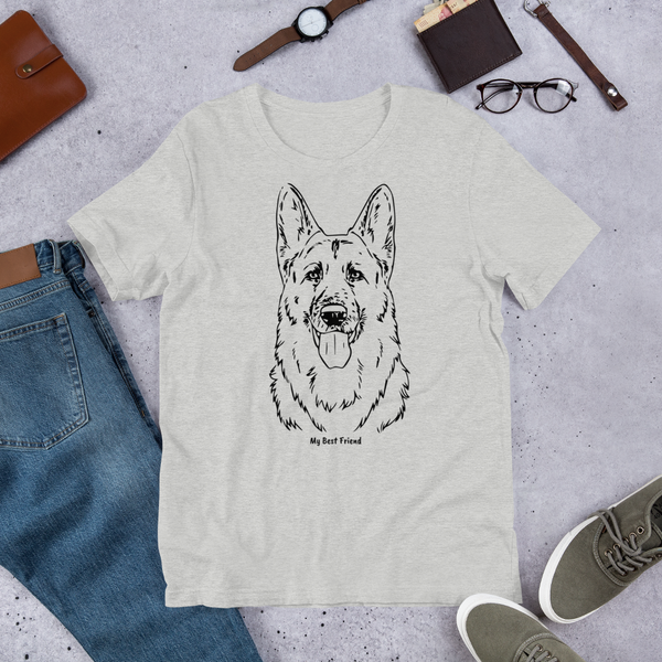 German Shepherd - Tee Shirt