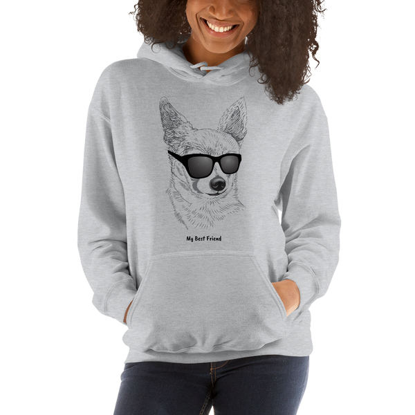 Chihuahua - Unisex Heavy Blend Hooded Sweatshirt
