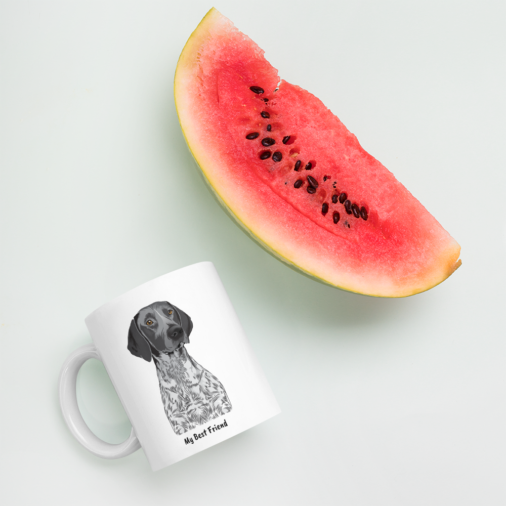 German Shorthaired Pointer - Mug
