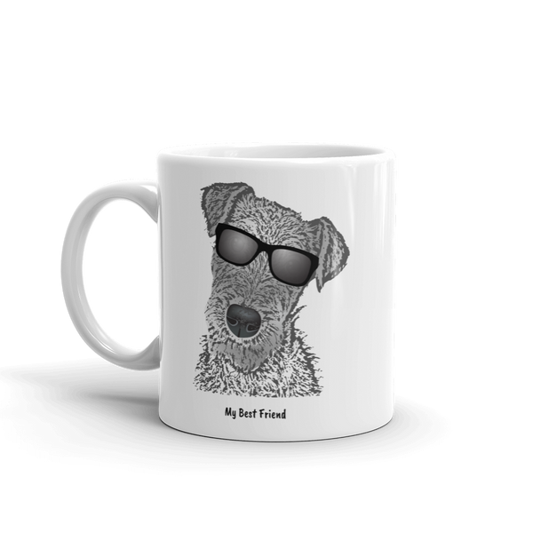 Airedale Terrier - Mug