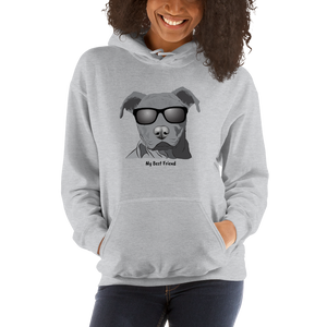 Pitbull - Unisex Heavy Blend Hooded Sweatshirt