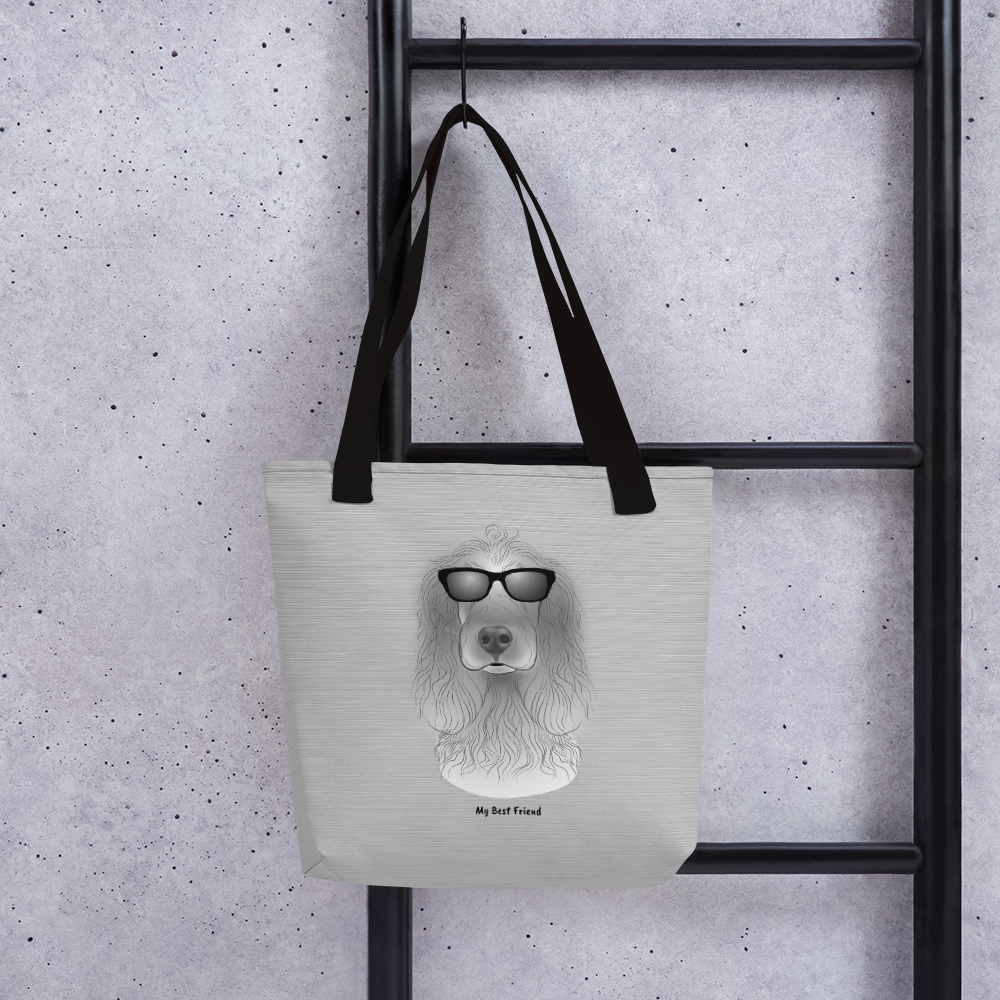 Cocker Spaniel - Tote Bag