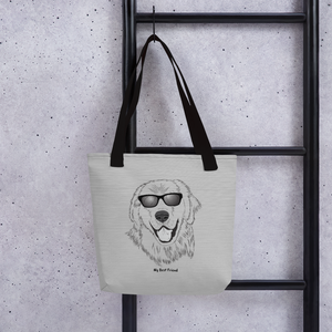Golden Retriever - Tote Bag
