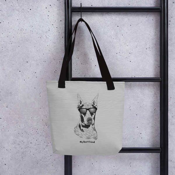 Doberman Pinscher - Tote Bag