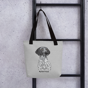 German Shorthair Pointer- Tote Bag
