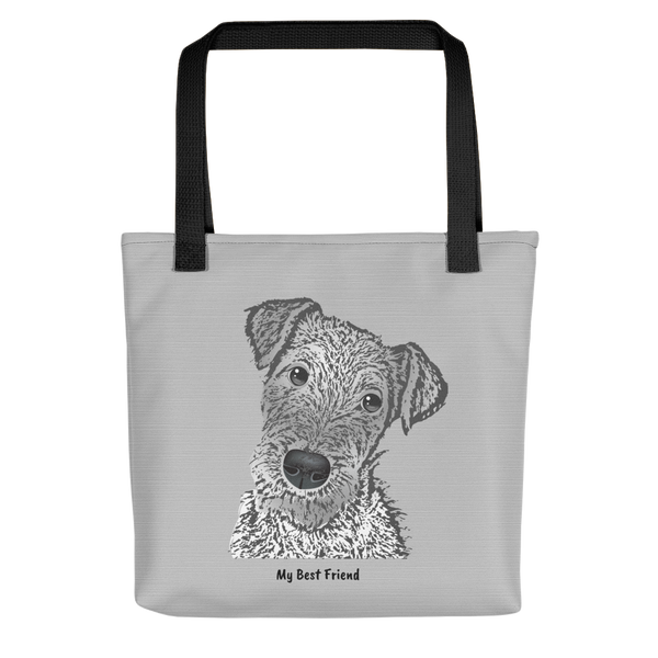 Airedale Terrier - Tote Bag