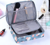 Multifunctional travel and cosmetic bag
