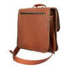 Johnny Fly Business Laptop Messenger One Size Leather Bags