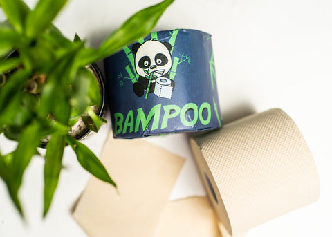 Bampoo- Bamboo Toilet Paper