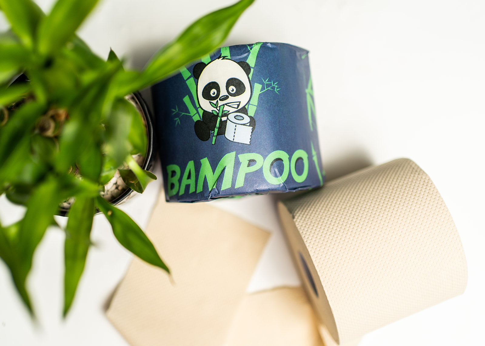 Bamboo Toilet Paper - Delivered To Your Door – Bampoo TP