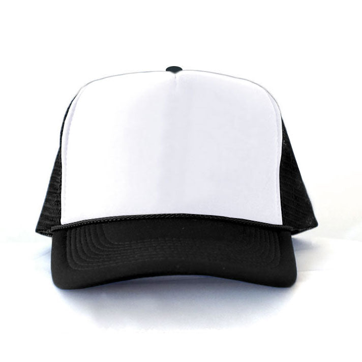 GS - Adult Foam Front Trucker High Crown